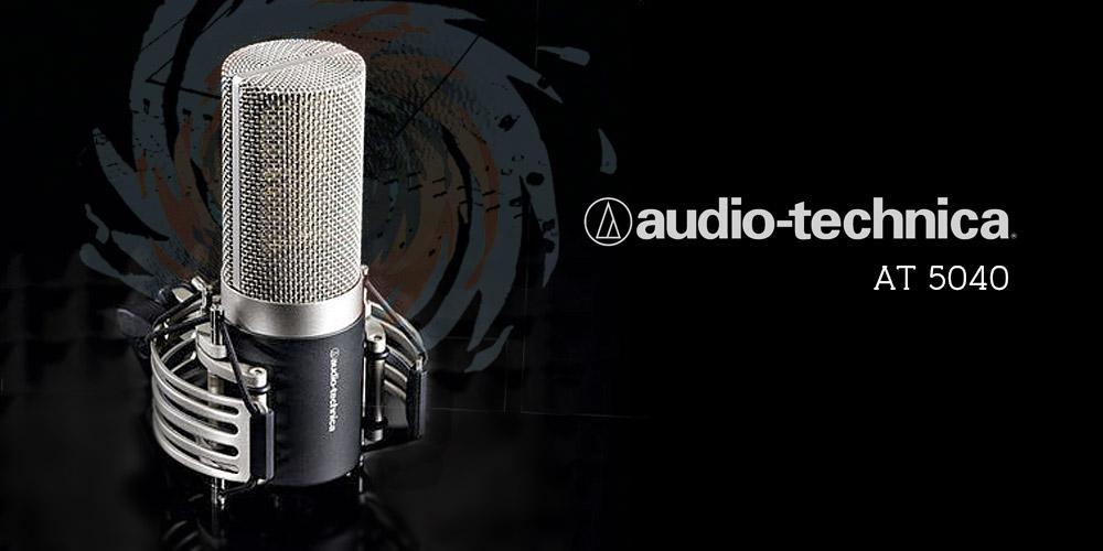 audio techinca at5040