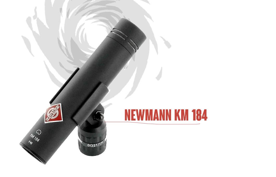 NEWMANN KM 184