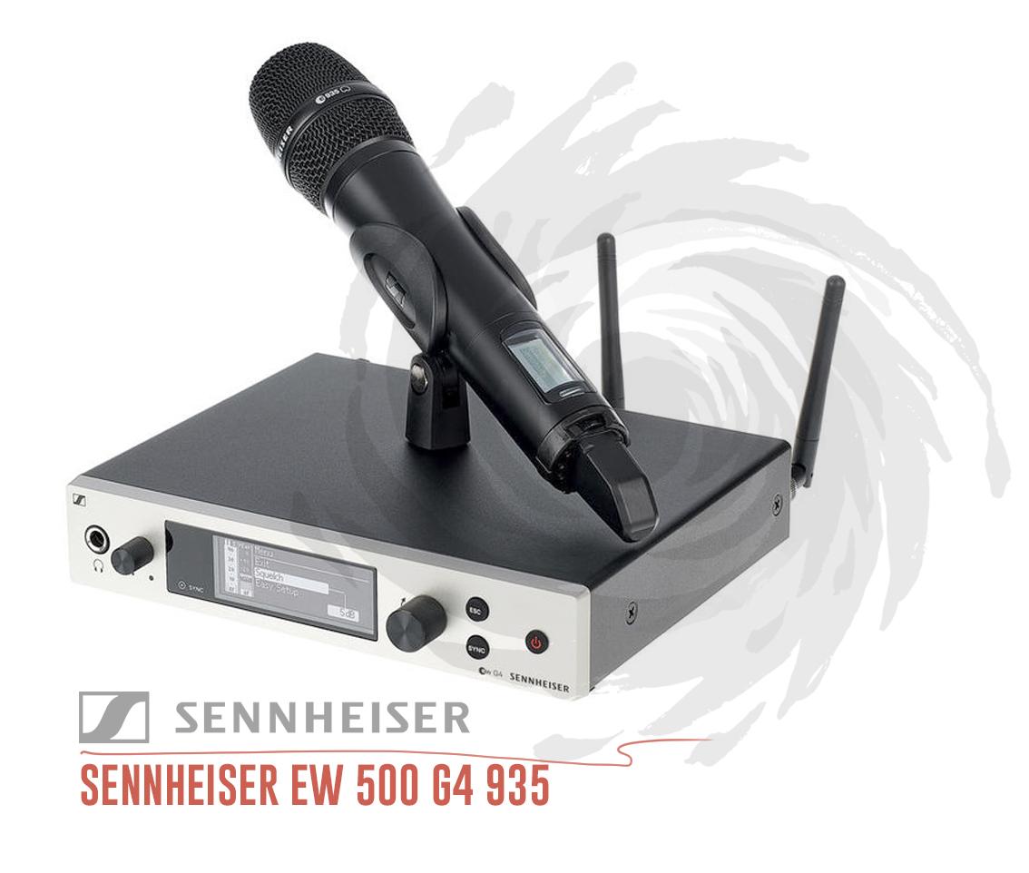 SENHEISER EW 500