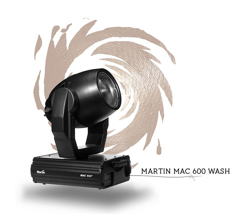 MARTIN MAC 600